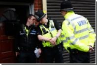 Полиция Бирмингема задержала вооруженного ножом мужчину