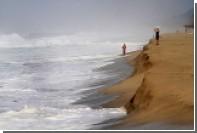 В Мексиканском заливе образовался шторм «Катя»