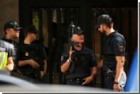 Подозреваемого в причастности к каталонским терактам задержали в Испании
