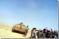 Солдаты сирийской армии отпраздновали прорыв к Дейр-эз-Зору