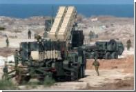 Израильтяне сбили неопознанный беспилотник над Голанскими высотами