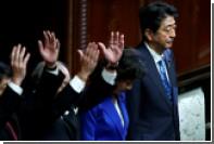Японский император распустил парламент из-за угрозы КНДР
