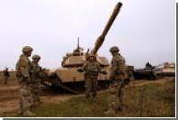 Польские железные дороги повредили десять американских танков