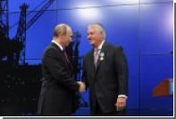 В Госдепе прокомментировали реплику Путина о Тиллерсоне