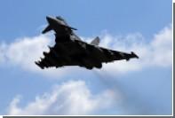 Британские истребители опоздали на перехват российских самолетов