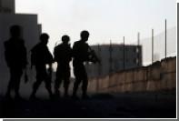 Палестинец застрелил троих израильтян на Западном берегу Иордана