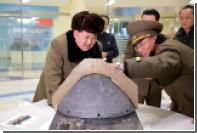 США заявили о скором появлении у Северной Кореи ракеты с ядерной боеголовкой