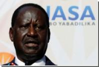 В Кении оппозиционер добился перевыборов президента