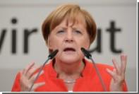 Меркель сравнила вхождение Крыма в Россию с расколом Германии