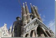 Полиция Барселоны эвакуировала людей из собора Саграда Фамилия