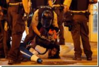 В Сент-Луисе задержали 80 участников протестов против оправдания убийцы негра