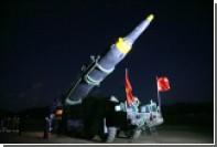 В Токио испугались возможного пролета водородной бомбы КНДР над Японией