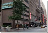 На Манхэттене сняли счетчик госдолга США