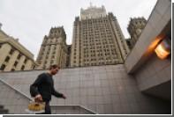 МИД отреагировал на планы Вашингтона ограничить российские наблюдательные полеты