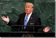 Венесуэла обвинила США в «политическом терроризме»