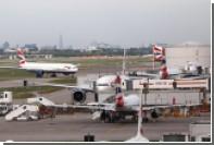 Два пассажирских самолета чуть не столкнулись в небе над Хитроу