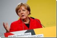 Меркель раскритиковала Трампа за намерение уничтожить Северную Корею