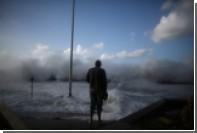 Ураган «Ирма» обрушился на Гавану