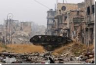 Сирийские террористы лишились заводов по производству шахид-танков