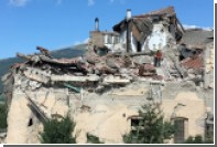 Мэр Аматриче недосчитался пожертвований на восстановление после землетрясения