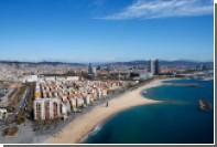 Над Барселоной появилось ядовитое облако