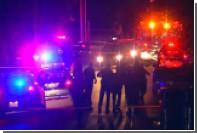 Американский полицейский застрелил мужчину с палкой в руках