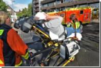 От взрыва в немецком Херне пострадали семь человек