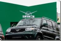 УАЗ сообщил о планах продавать внедорожники за криптовалюту