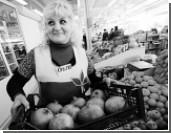 Цены в России падают рекордными темпами