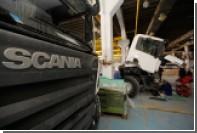 Scania оштрафована на 800 миллионов долларов за картельный сговор