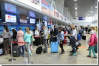 Объемы авиаперевозок пассажиров с начала года выросли на 20 процентов