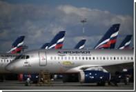 Российские авиакомпании значительно увеличили перевозки