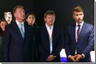Игорь Шувалов посетил павильон АИЖК на ВЭФ