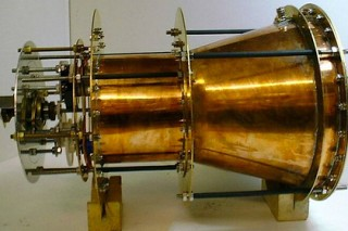 Китай создал нарушающий законы физики двигатель
