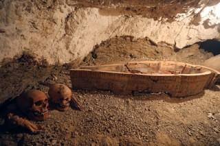 Древнюю гробницу ювелира фараонов нашли в Египте
