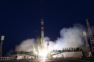 Обнародована возможная причина неудачного выведения «Союзом» пяти спутников