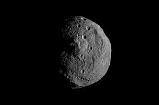 Найдена причина гладкости крупнейшего астероида