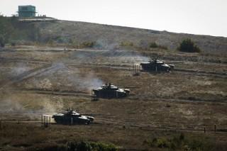Минобороны рассказало о модернизированных Т-72Б3 на учениях «Запад-2017»