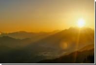 На Солнце произошла вторая мощнейшая вспышка