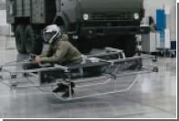 «Калашников» продемонстрировал «летающий мотоцикл»