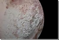 Раскрыта тайна гигантских ледяных лезвий Плутона