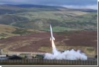Великобритания запустила крупнейшую ракету