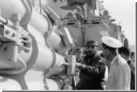 Названо число погибших советских граждан на Кубе во время Карибского кризиса