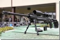 В России приняли на вооружение снайперскую винтовку «Точность»