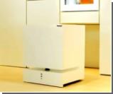 Холодильник Panasonic сам привезёт продукты к дивану