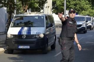Черногорского вратаря застрелили во время тренировки