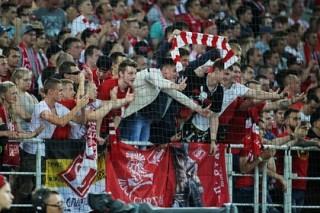 «Спартак» прервал серию из трех матчей без побед