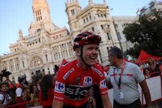 Победитель «Тур де Франс» и «Вуэльты» снялся обнаженным на велосипеде