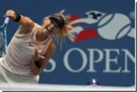 Шарапова вышла в третий круг US Open