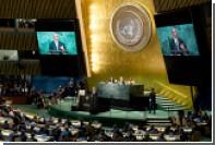 Москва попросила ООН дать оценку нарушениям прав российских спортсменов